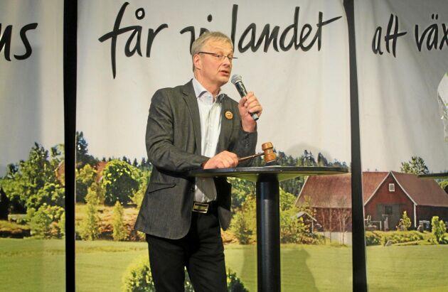 Tredjeskörden är väldigt viktig framöver, säger Anders Friberg, LRF Jönköping.