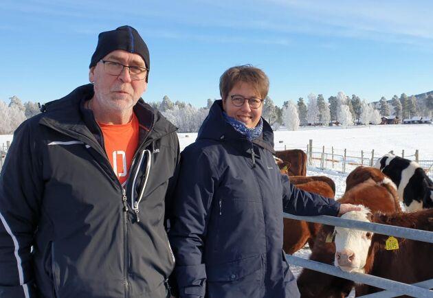 Lotta Persson och Anders Knapp.