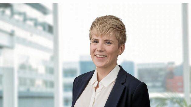 Jenny Asplund , konsult, Macklean.