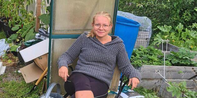 Vanlig folksjukdom: Ann-Louise drabbades av vuxenastma