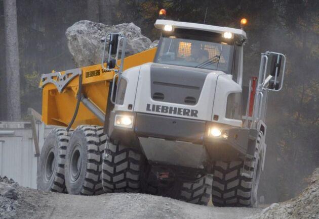 Under 2020 kommer Liebherrs nya version av sin 30-tons dumper, TA230, finns tillgänglig för de som leasar sina maskiner.