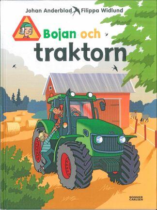 Bojan och traktorn är utgiven på Bonnier Carlsens förlag.