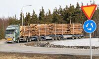 Mer väg för 74 tons lastbilar