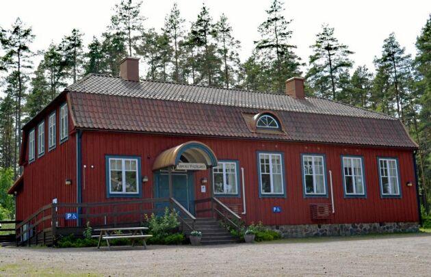 Vendels bygdegård ska bli en samlingsplats för spelintresserade i alla åldrar.