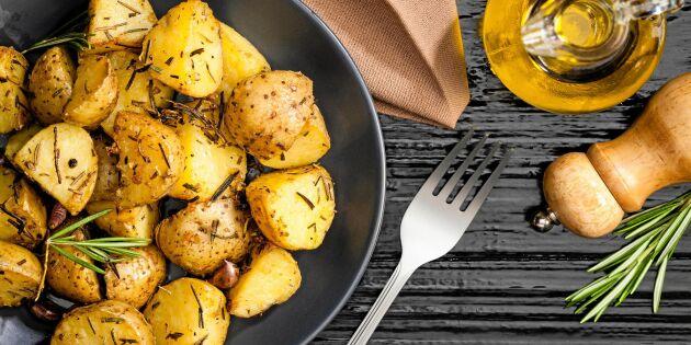Ät potatis och få i dig det livsviktiga mineralämnet
