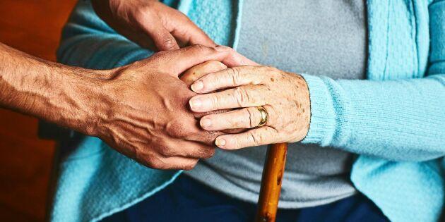 Besöksförbud på äldreboende införs i hela Sverige