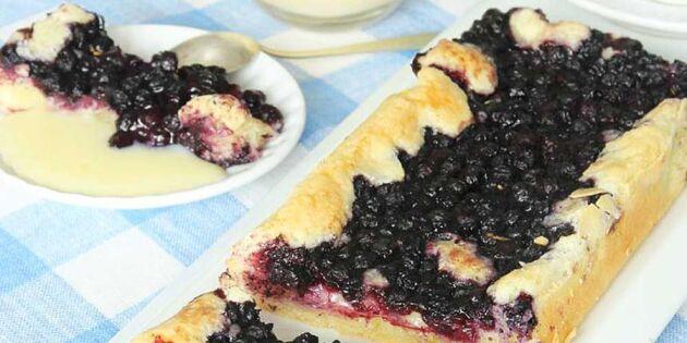 Frossa i blåbärsbak – här är 8 recept med saftiga blåbär
