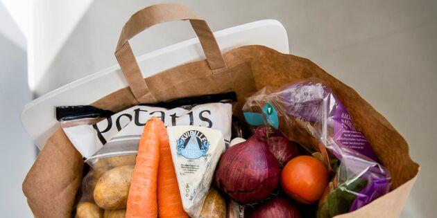 LRF: Priset på svensk mat måste höjas