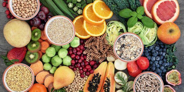 Ny forskning: Ät mycket fibrer – och lev längre