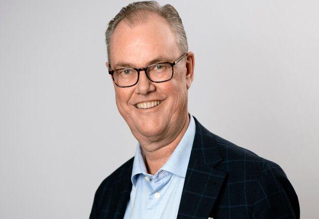 Per Strömberg, vd på ICA Gruppen AB.