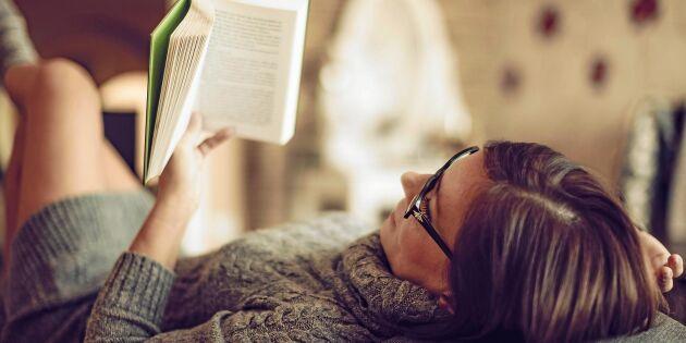 Snäll, smart & lugn – 8 fantastiska saker läsning gör för din hälsa!