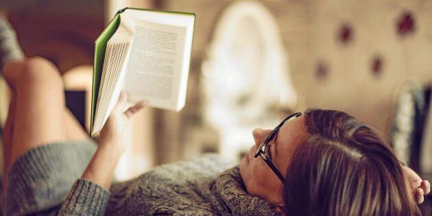 8 fantastiska saker läsning gör för din hälsa