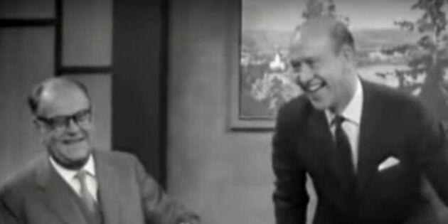 60-talsikonerna - se roliga Tage Erlander på Hylands Hörna