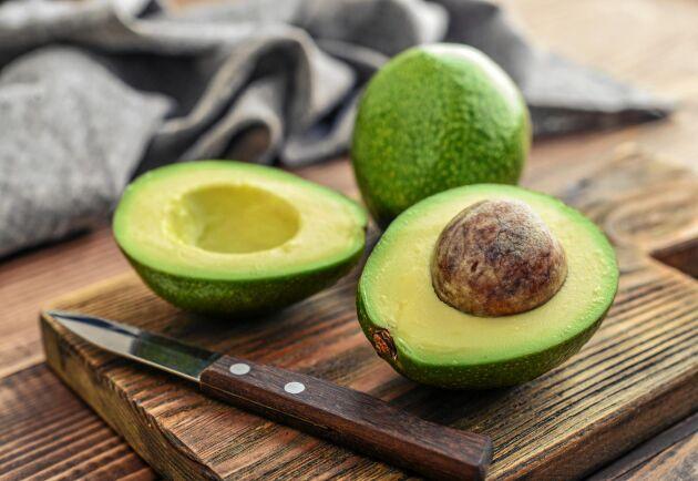 Större delen av den avokado vi äter kommer från Mexiko.