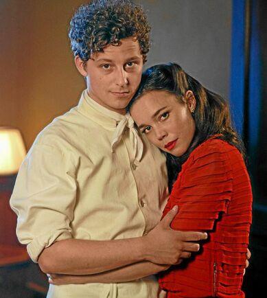 """Återföreningen mellan Nina och Calle har varit efterfrågad –nu får kärlekshistorien i """"Vår tid är nu"""" en egen bonussäsong."""
