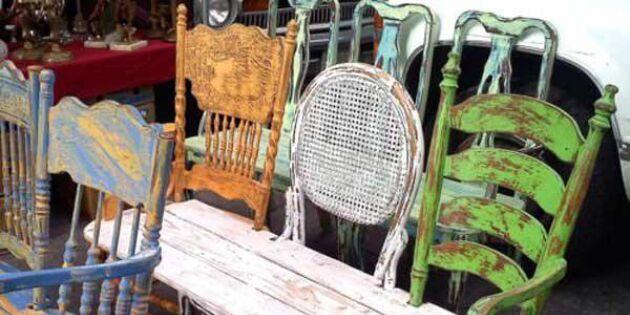 Soffan som slår allt av tre udda stolar