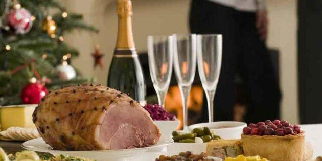 Här är julbordet alla kan äta – oavsett diet