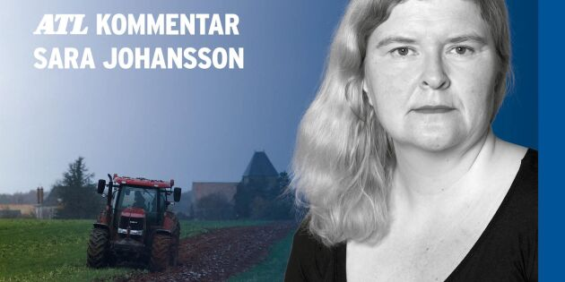 """Ge """"franska bönder"""" ledigt från stöddebatten"""