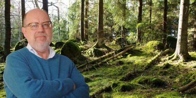 """""""Landsbygden inte bättre med mer urskog"""""""