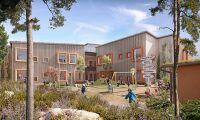 Virke från Södra bygger förskola av trä