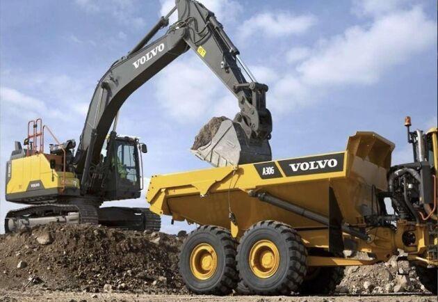 Nu har systemet börjat kundtestas. 2024 är förhoppningen att det ska finnas i Volvos tyngre grävmaskiner.