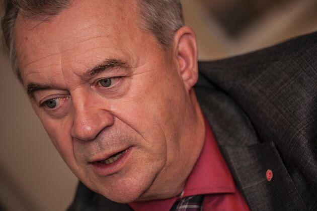 Sven-Erik Bucht, landsbygdsminister.