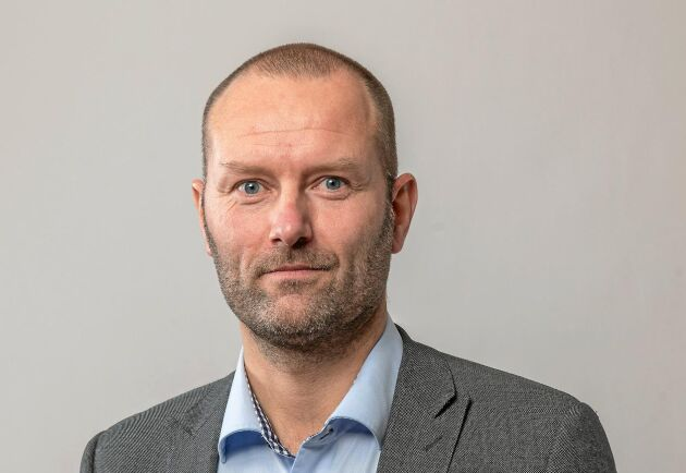 Bjarne Hønningstad, styrelseordförande för Moelven Eidsvold.