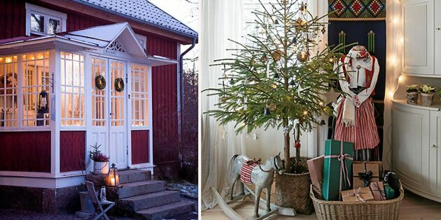 Fira en gammaldags jul – som i Astrid Lindgrens sagovärld