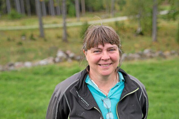 Gudrun Haglund-Eriksson.