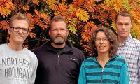SLU: Nytt labb för skogens data
