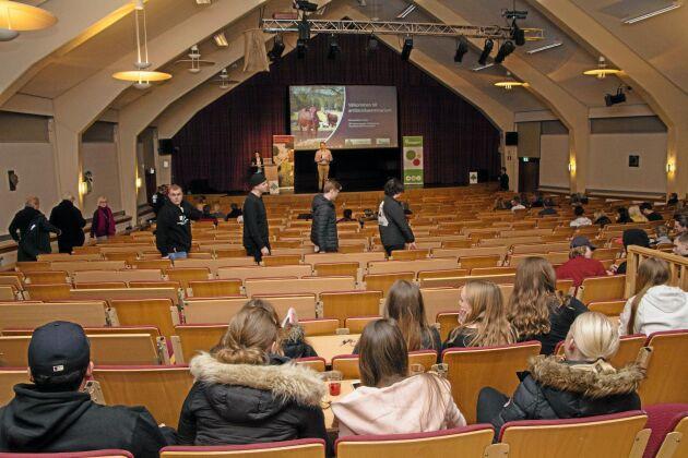 LRF:s kommungrupp i Lidköping arrangerade på måndagen seminarium om antibiotikaresistens.