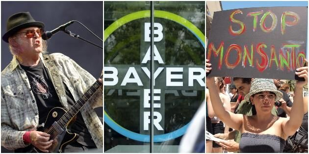Så skulle Monsanto tysta Neil Young