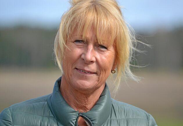 Margareta Åberg är LRF:s grisexpert och verksamhetsledare för Sveriges Grisföretagare.