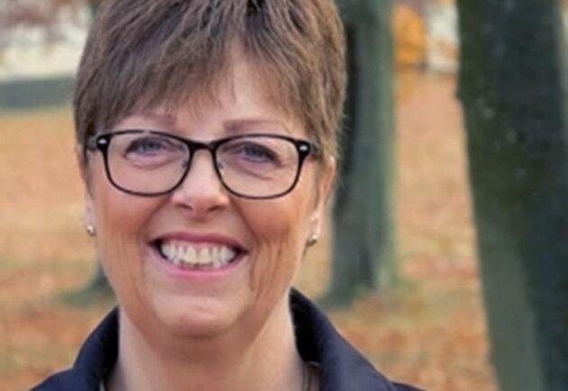 Anna Kajson som driver rekryteringsfirma för de gröna näringarna sedan tjugo år tillbaka.