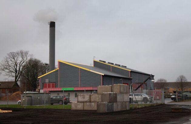 Lantmännen Agrovärme är ett fjärrvärmebolag som ingår i Lantmännen, företaget bedriver verksamhet på 19 orter i Sverige.