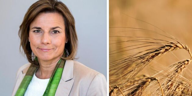 MP vill höja självförsörjningsgraden till Finlands nivå