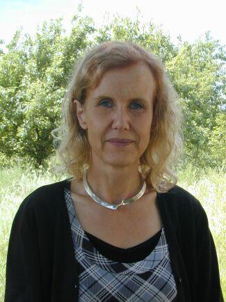 Anneli Lundkvist, docent på SLU och samverkanslektor i ämnet ogräs.