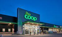 Coop Sverige delas i två