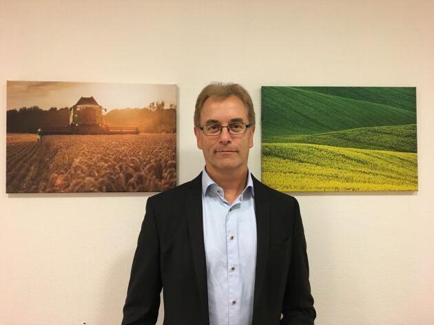 Per-Arne Gustavsson, vd BM Agri.
