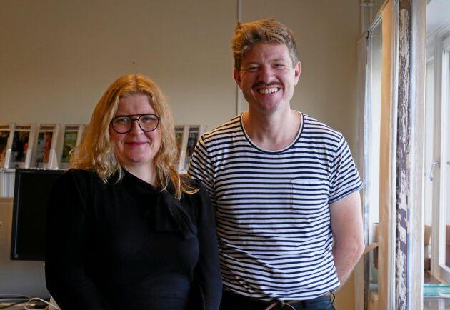 Sara Johansson och Oskar Schönning går igenom CAP-reformen och det stora intresset för havre i senaste avsnittet av ATL:s podd.