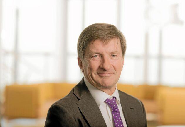 Hög efterfrågan och god prisutveckling gav det starka resultatet, skriver Södras vd Lars Idermark.