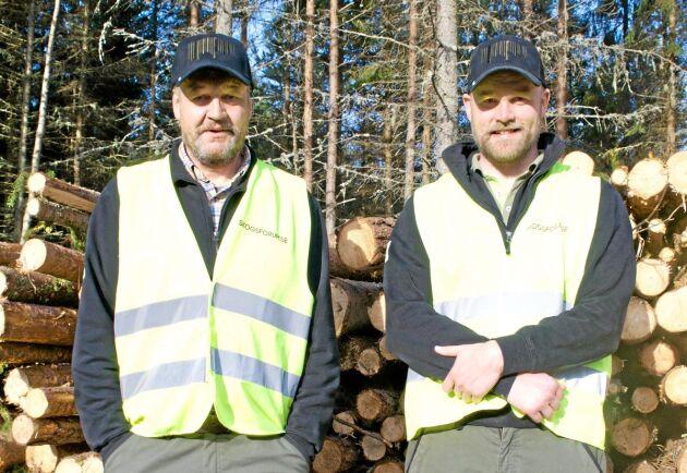 Efter framgången med fjolårets Gallringsdagar organiserar Torbjörn Johnsen och Fredrik Reuter, Skogsforum, en uppföljning i skogarna utanför Ludvika.