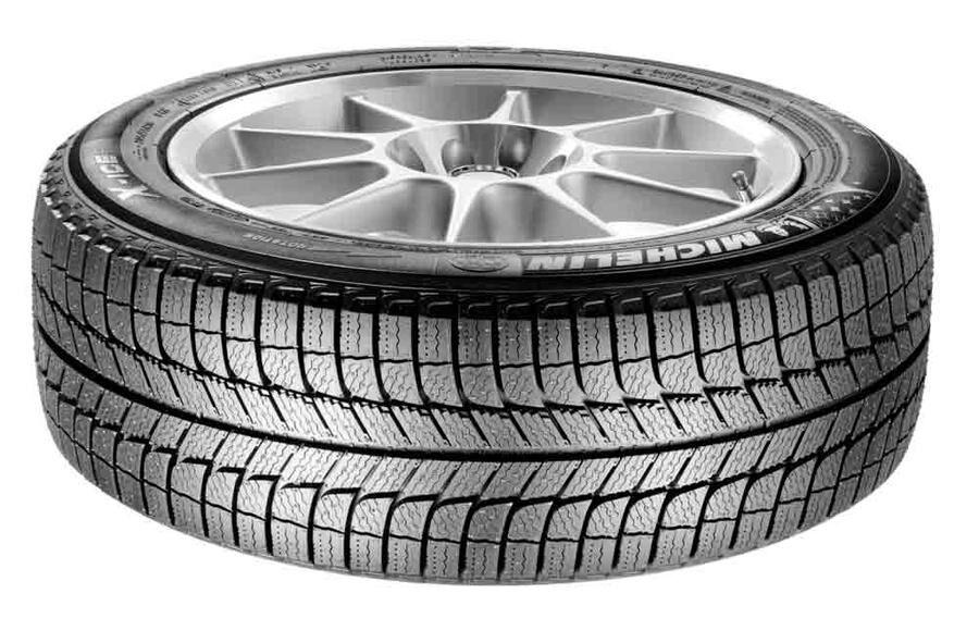 Nummer 2: Michelin X ice.