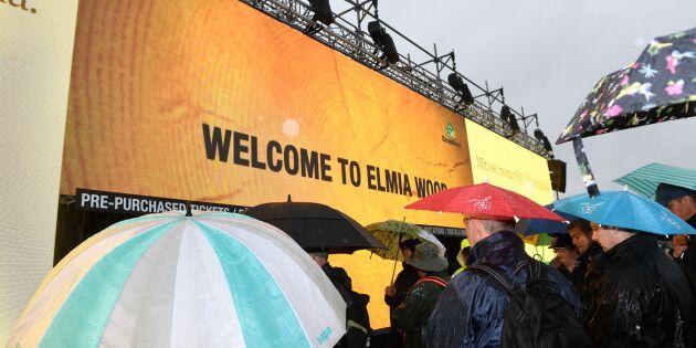 Tungviktarna lämnar Elmia Wood