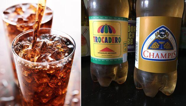 Cuba Cola, Trocadero och Champis – kommer du ihåg? Och du kanske dricker dem fortfarande?