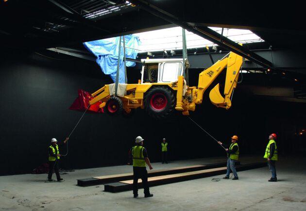 2011 var det dags för modellen MKIII att hamna på JCB:s museum.