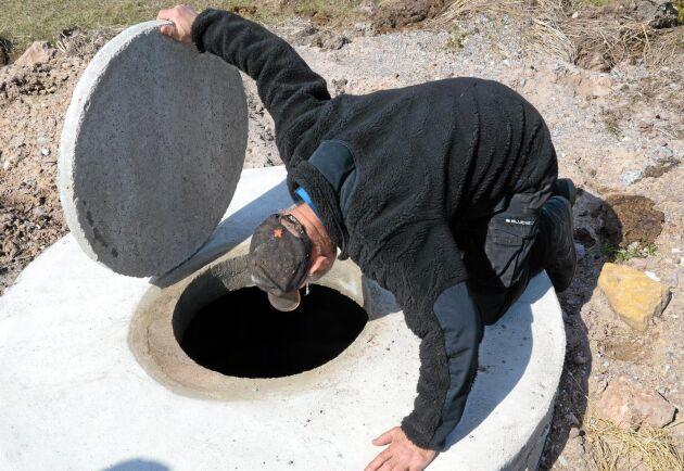 Grundvattentillgången är god eller tillfredsställande i praktiskt taget hela landet.