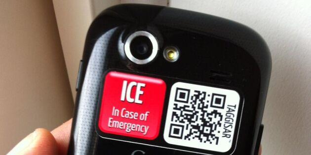 Här är appen som kan rädda ditt liv!