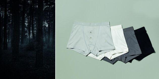 Underkläder av trä – en kärleksförklaring till Ångermanlands skogar