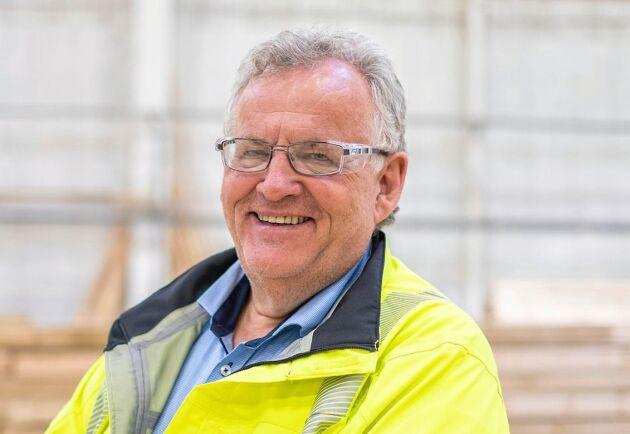 Stora fluktuationer är inte ovanliga i vår bransch, konstaterar Morten Kristiansen, efter ett rejält resultattapp för Moelven under 2019 jämfört med 2018.